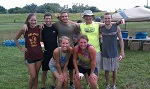 EP Team had fun at the Mud Sux Run